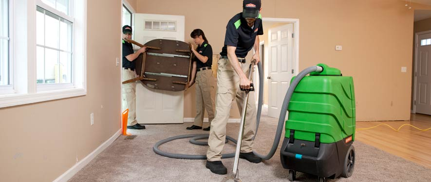 Sterling Heights, MI residential restoration cleaning